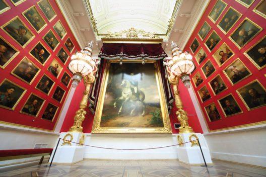 Eremitage Museum in Sankt Petersburg (Bild: © Pavel Losevsky - Fotolia)