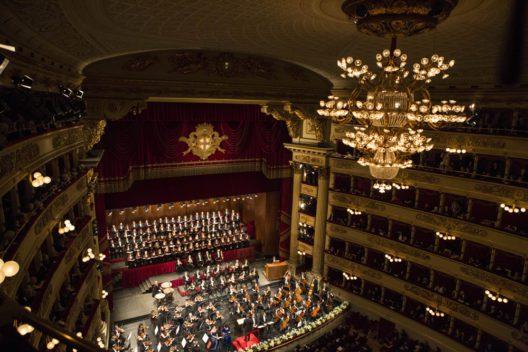 Italien - Mailänder Scala Ph Brescia Amisano (Bild: © Teatro alla Scala)