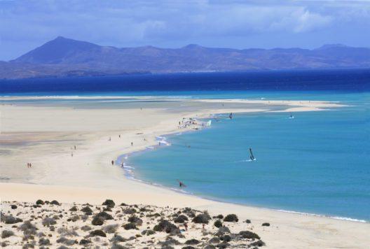 Jandía Playa, Fuerteventura (Bild: © Visit Fuerteventura)
