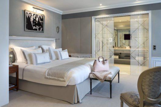 Hotelzimmer (Bild: © Fabrice Rambert Le Majestic)
