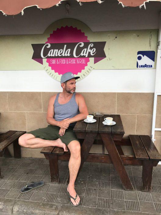 Canela Cafe in Lajares (Bild: © Julia Pawelczyk)