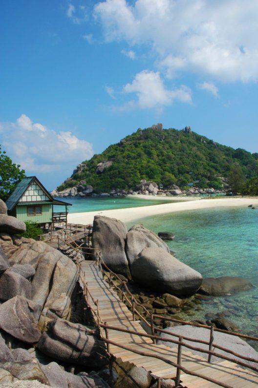 Ko Nang Yuan, Thailand (Bild: © Thailändisches Fremdenverkehrsamt)