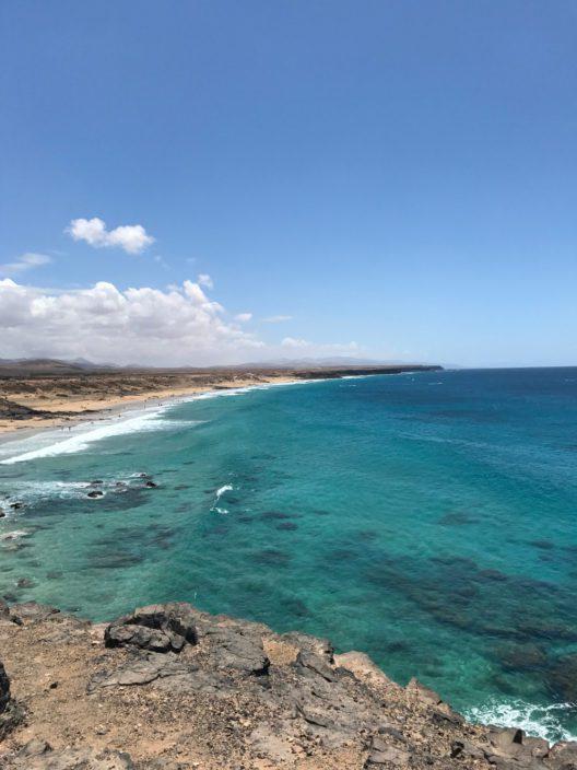 Piedra Playa El Cotillo (Bild: © Julia Pawelczyk)