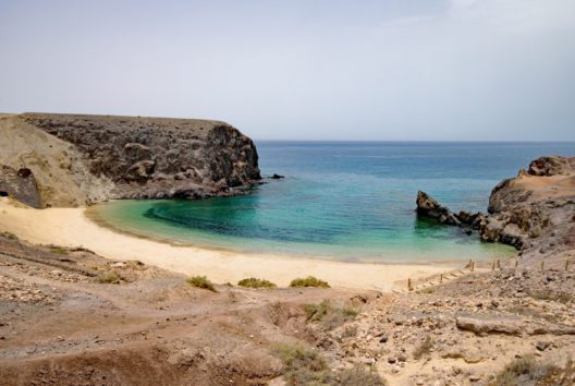 Papagayo-Strände, Lanzarote (Bild: © Pixabay)