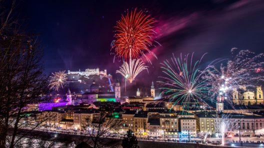 Silvester in Salzburg (Bild: © Österreich Werbung)
