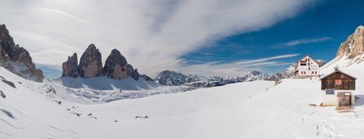 Auf zum Schneeschuhwandern in Südtirol! (Bild: © ASI Reisen)