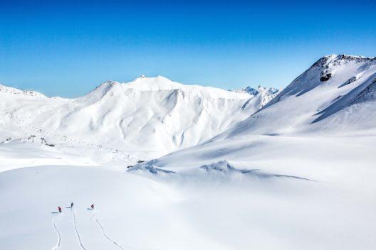 Feel Free im Masner Skigebiet (Bild: © Patrick Steiner QParks)