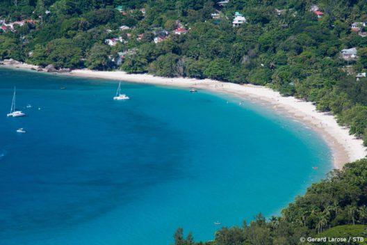 Beau Vallon, Seychellen (Bild: © Gerard Larose - STB)