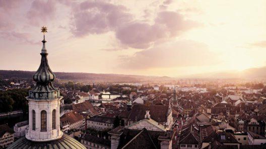 Solothurn (Bild: Schweiz Tourismus / Sebastien Staub)