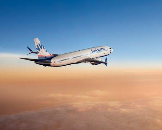 Boeing737 (Bild: © SunExpress)