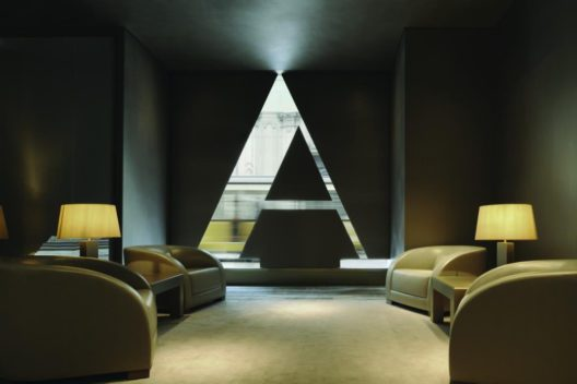 Welcome Area (Bild: © Hotel Armani Milano)