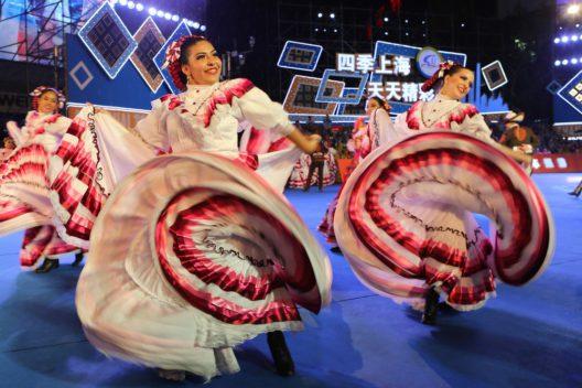 Ballet Folklorico Sol y Luna & Ballet Folklorico Tradiciones, Mexiko