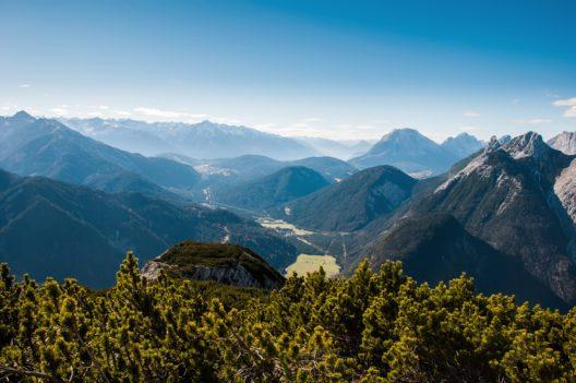 Naturpark Karwendel (Bild: Maria_S - shutterstock.com)