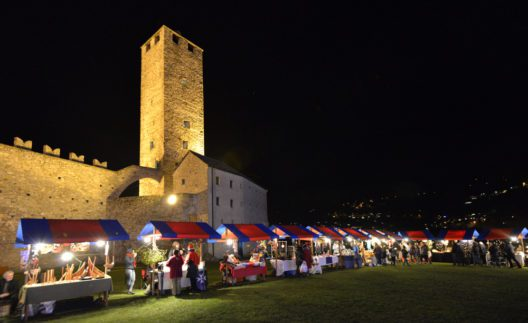 Mercatino di natale Castelgrande (Bild: © Silvano Crivelli)