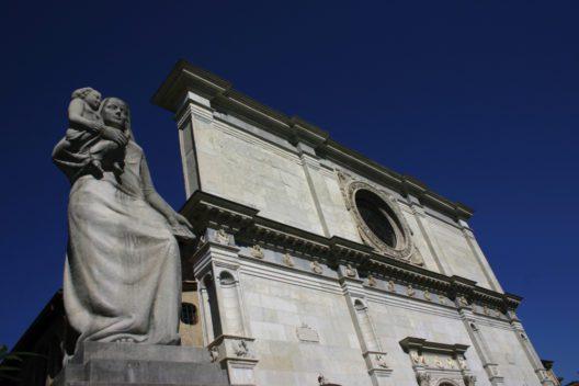 Cattedrale di San Lorenzo (Bild: © Lugano Turismo)