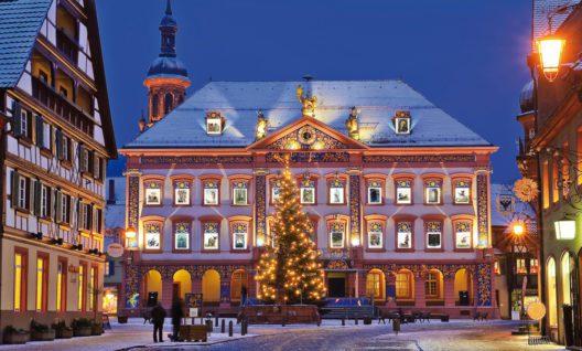 Warten auf Weihnachten in Gengenbach (Bild: © Kultur- und Tourismus GmbH Gengenbach)