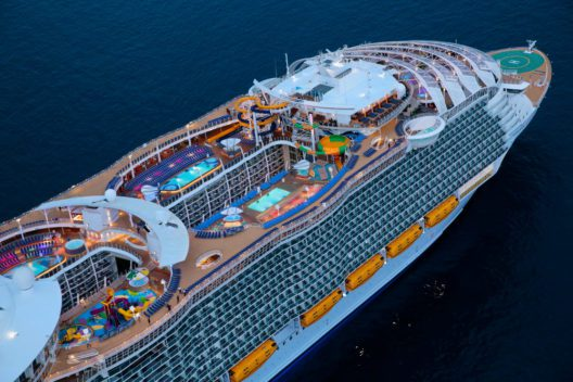 Symphony of the Seas (Bild: Royal Caribbean International)