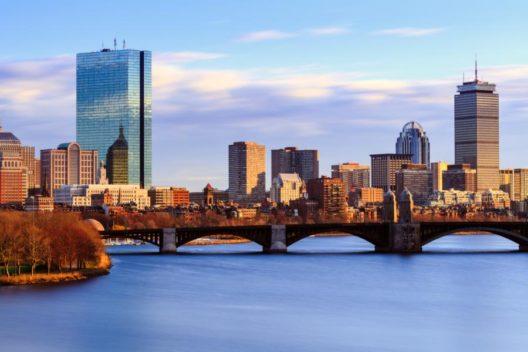 "Boston, das ""Tor zum Indian Summer"" (Bild: © haust, WOW air)"