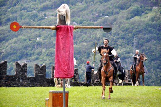 La Spada nella Rocca (Bild: Associazione la spada nella Rocca)