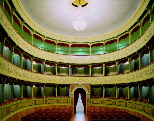 Teatro Sociale in Bellinzona (Bild: Bellinzona Turismo)