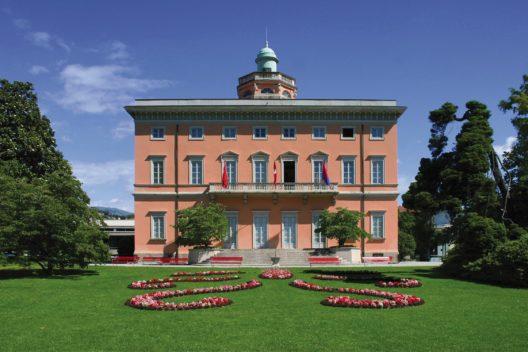 Villa Ciani in Lugano (Bild: Ticino Turismo)