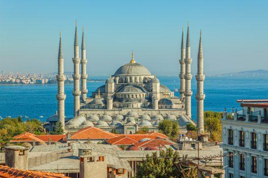 Sultan-Ahmet-Moschee, Istanbul (Bild: OPIS Zagreb - shutterstock.com)