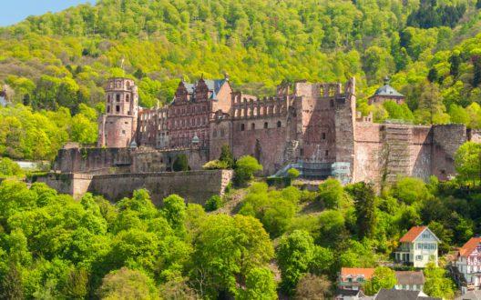 Schloss Heidelberg (Bild: 1989studio - shutterstock.jpg)
