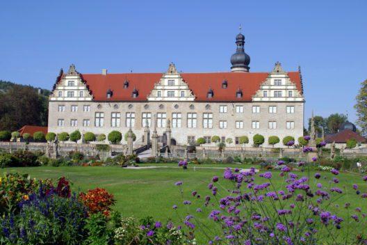 Schloss Weikersheim (Bild: mary416 - shutterstock.com)