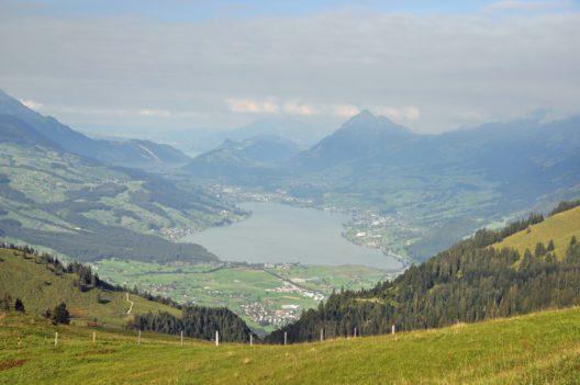 Willkommen auf der Fluonalp! (Bild: Volker Rauch - shutterstock.com