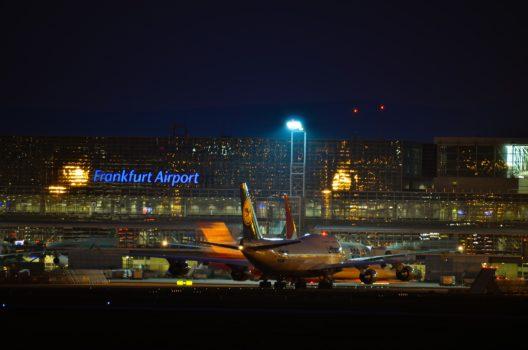 Flughafen Frankfurt (Bild: Pixabay)