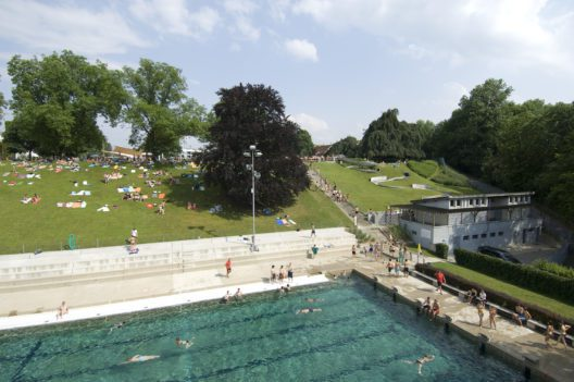 Bild: Terrassenbad Baden
