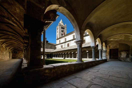 Aosta Collegiata Sant'Orso (Bild: © Enrico Romanzi)