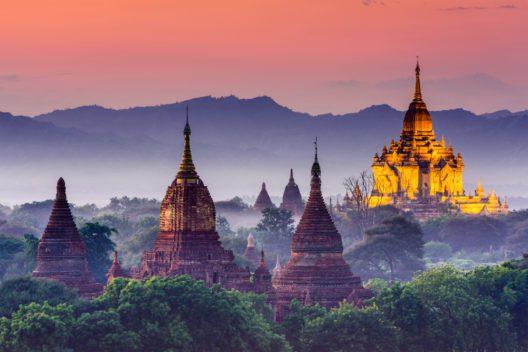 Began, Myanmar