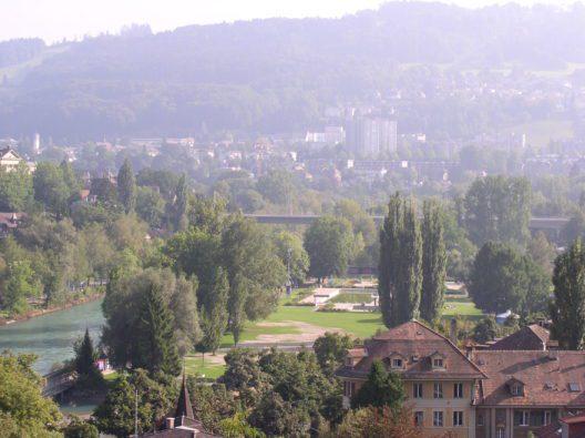 Marzilibad in Bern (Bild: © Baikonur, Wikipedia, CC BY-SA 3.0)