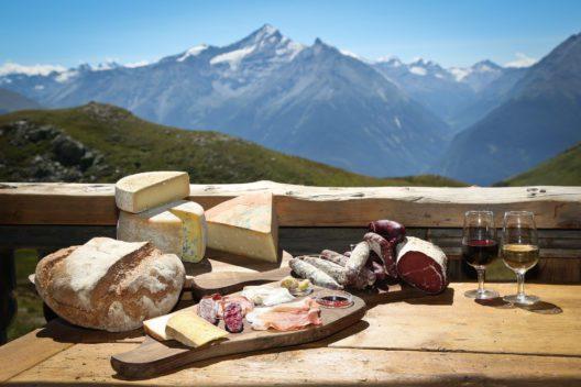 Genuss im Aostatal (Bild: Enrico Romanzi)