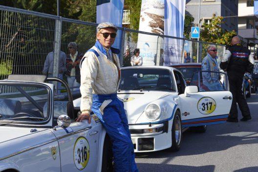 Rennfahrer in Arosa (Bild: © Arosa Tourismus / Nina Mattli)