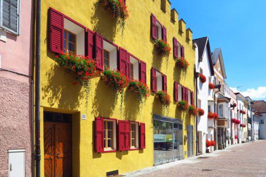 Bruneck, Südtirol (Bild: BAO-Images Bildagentur - shutterstock.com)