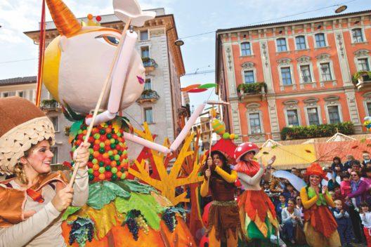 Festa d'autunno, Lugano (Bild: © Alexandre Zveiger)