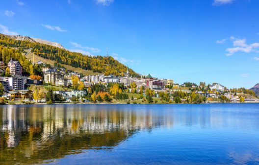 St. Moritz (Bild: © Boris-B - shutterstock.com)