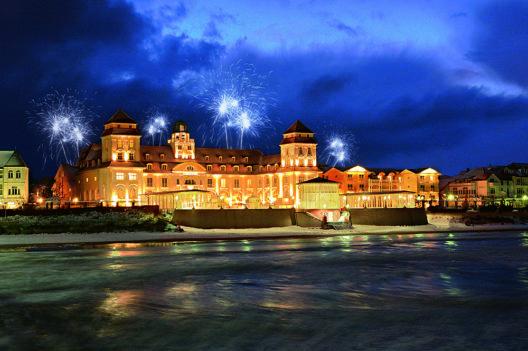 KHB Feuerwerk (Bild: © Travel Charme Hotels und Resorts)
