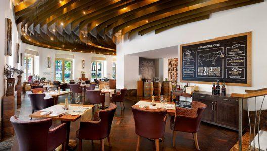 The Ritz-Carlton Vienna Dstrikt Steakhouse (© The Ritz / 2014 Matthew Shaw)
