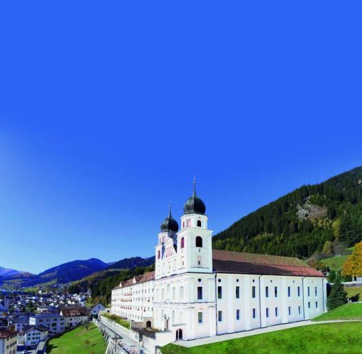Benediktinerkloster Disentis (Bild: DHD-Media)