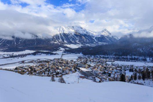 St. Moritz (Bild: Mike Fuchslocher - shutterstock.com)