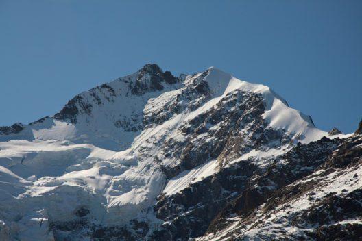 Piz Bernina - Val Morteratsch (Bild: Zocchi Roberto – shutterstock.com)