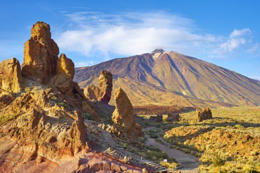 Mondlandschaft auf dem Teide (Bild: John_Walker - shutterstock.com)