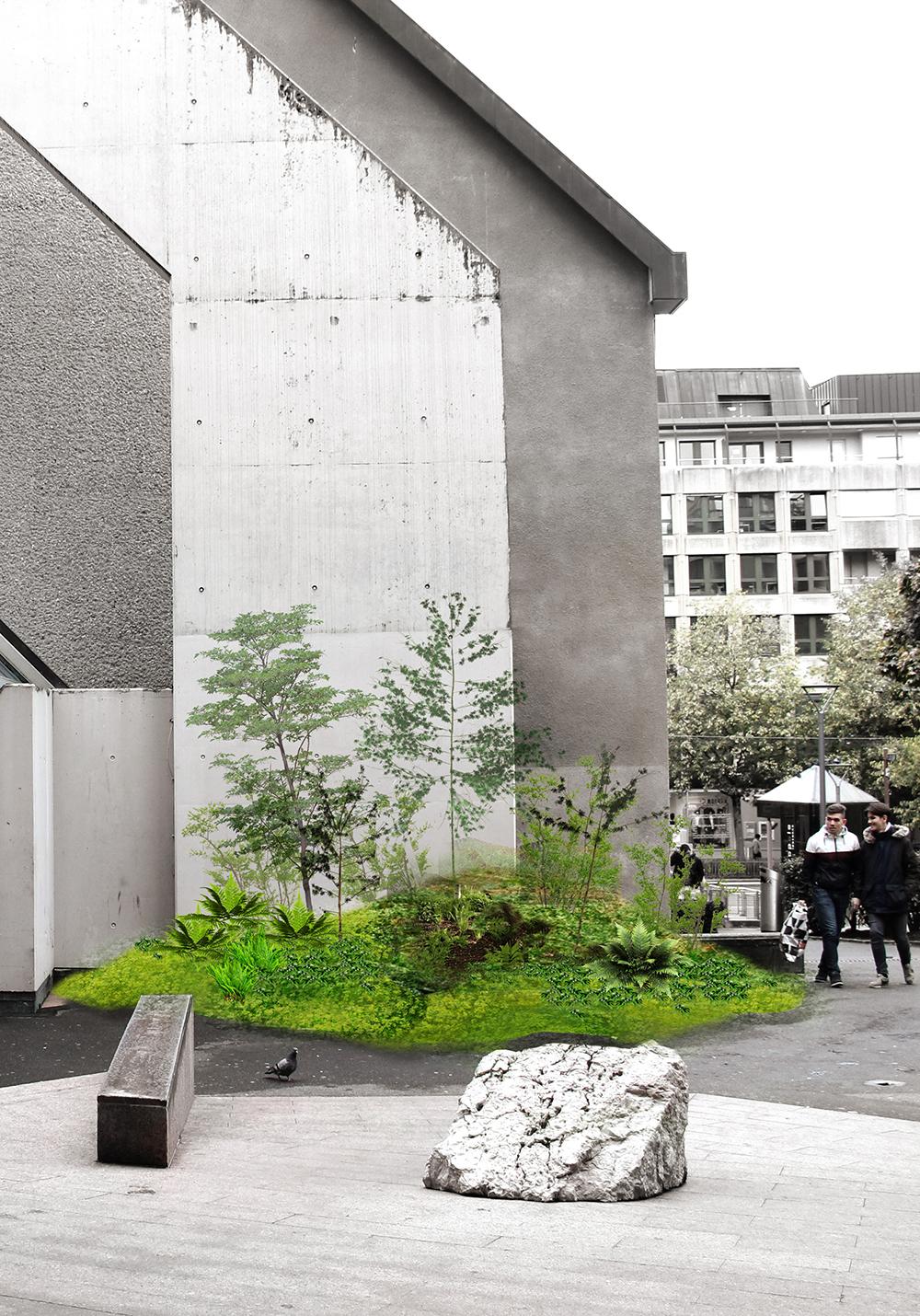 Terreau-Incognito (Bild: © Lausanne Jardins)