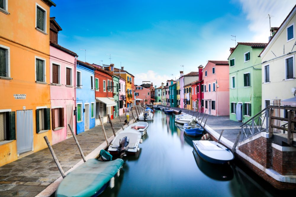 Burano, Italien (Bild: Lopez Robin - unsplash)