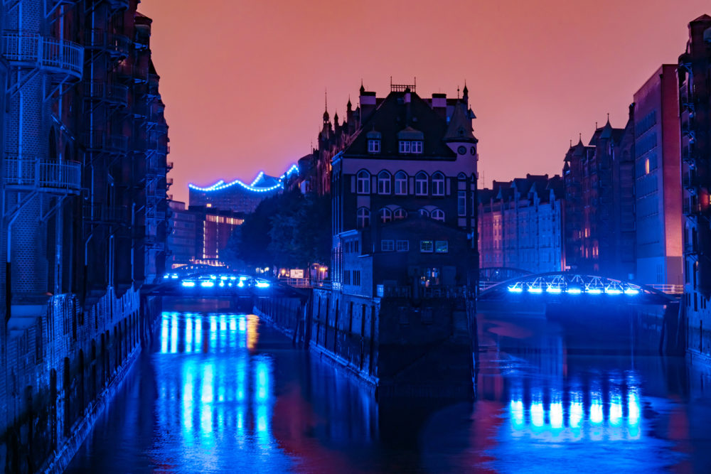 Blue Port 2017 (Bild: obs/Hamburg Marketing/www.mediaserver.hamburg.de/Jan Schugardt)