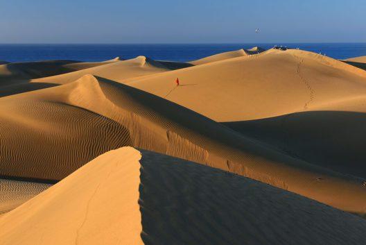 Dünen von Maspalomas, Gran Canaria (Bild: © hellocanaryislands)