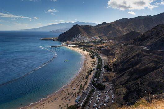 Playa de las Teresitas, Teneriffa (Bild: © pixabay)